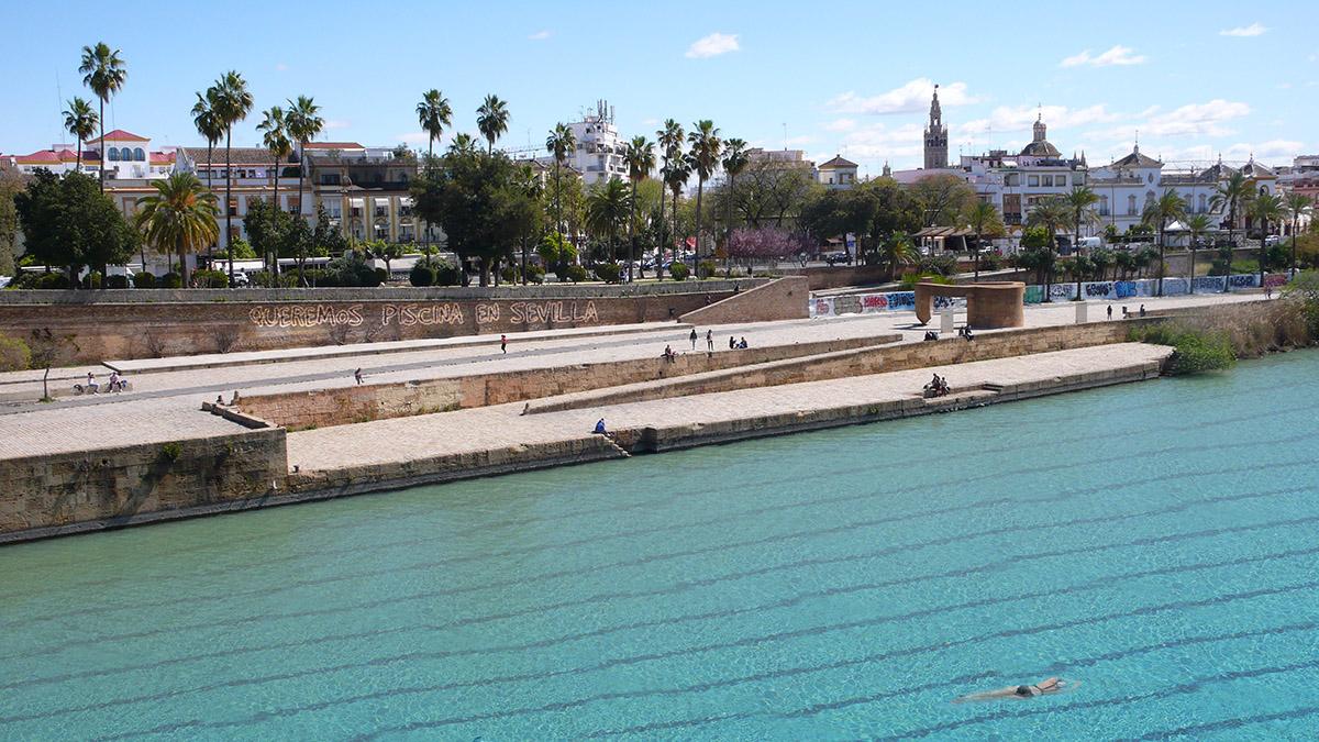 Una piscina para sevilla sevirio for Piscine sevilla